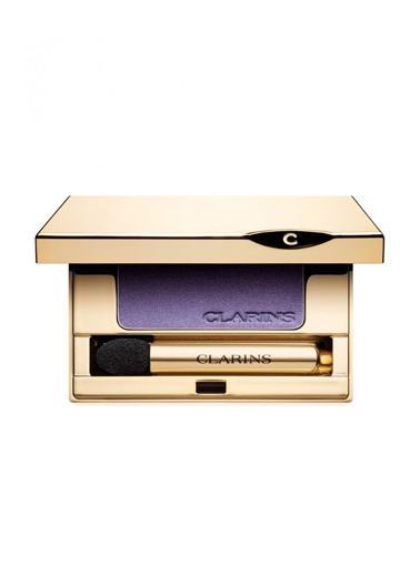 Clarins Clarins Mineral Mono Eyeshadow Vibrant Violet-16 2 Mor
